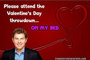 bobby flay valentine
