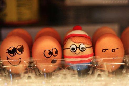 Waldo Egg