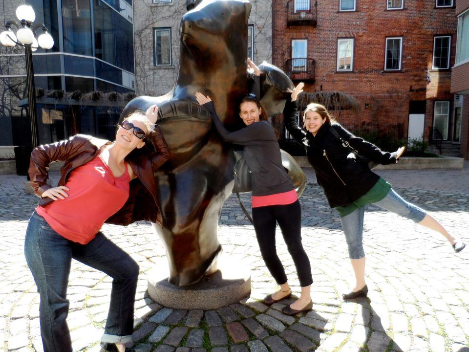 Dancing bear 2013-7983